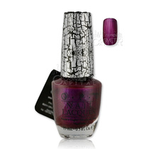 OPI Super Bass Shatter Purple Nail Lacquer 15ml