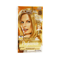 L'Oreal Superior Preference Permanent Hair Colour 9.3 San Diego Light Golden Blonde