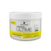 Schwarzkopf Essence Ultime Blonde & Bright Neutralising Mask Citrus + Oil 200ml
