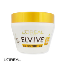 L'Oreal Elvive Re-Nutrition Masque With Nutritive Serum 300ml