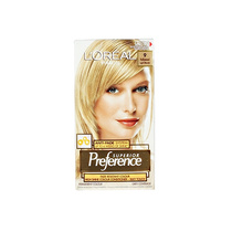 L'Oreal Superior Preference Permanent Hair Colour Anti Fade 9 Hollywood Light Blonde