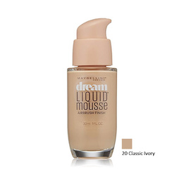 Maybelline Dream Liquid Mousse Airbrush Finish 20 Classic Ivory 30ml