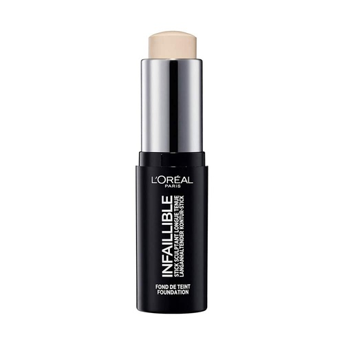 L'Oreal Infallible Foundation Longwear Shaping Stick 130 Vanilla 9g