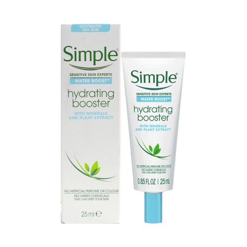 Simple Hydrating Booster With Minerals & Plant Extract 25ml