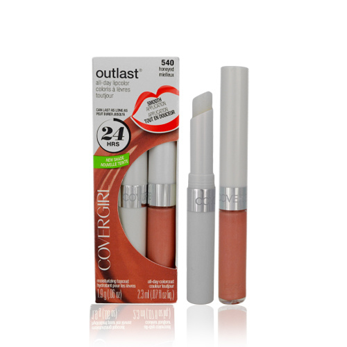 CoverGirl Outlast All Day Lipcolor 24hr 540 Honeyed
